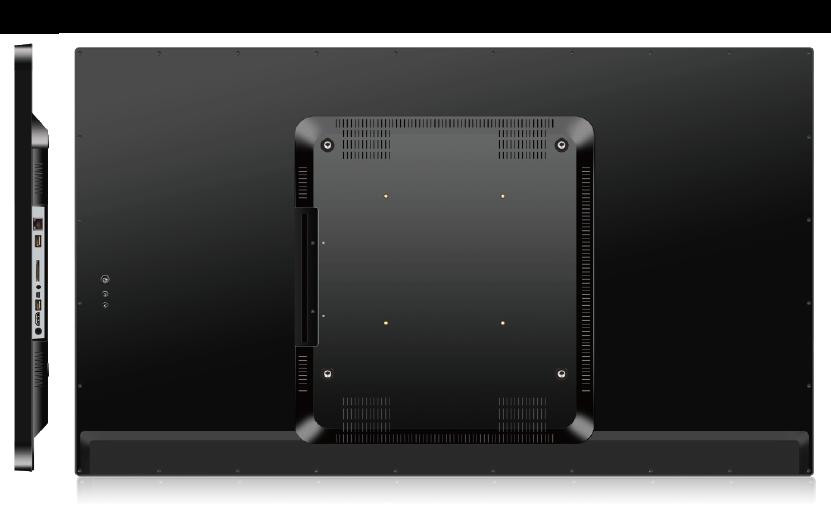 液晶ビジョンのイメージ写真